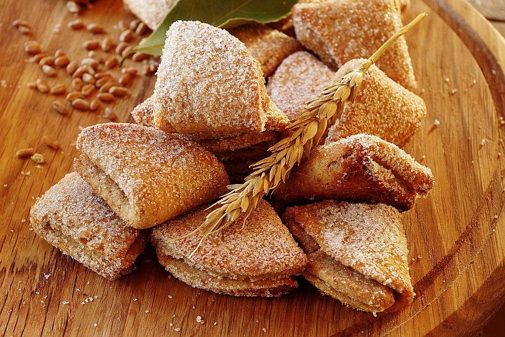 Печенье на цельнозерновой муке