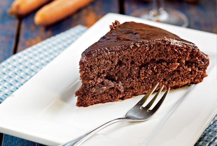 Шоколодный кекс